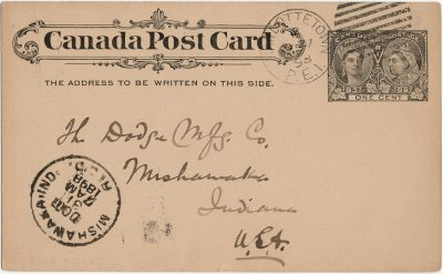 , Canada Post Card (3026), PEI Postcards