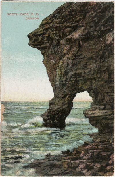, North Cape, P.E.I. Canada (2997), PEI Postcards
