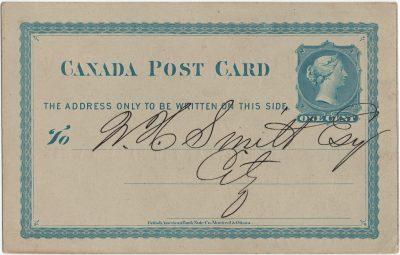 , Canada Post Card (2991), PEI Postcards
