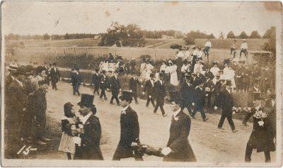 , IOOF Grand Lodge in Charlottetown 1907 (3088), PEI Postcards