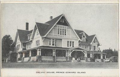 , Dalvay House, Prince Edward Island (3076), PEI Postcards