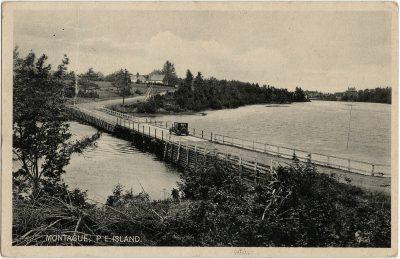 , Montague, P.E. Island. (3069), PEI Postcards