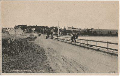 , Stanley Bridge, P.E. Island. (3071), PEI Postcards