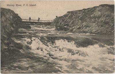 , Murray River, P.E. Island. (3056), PEI Postcards