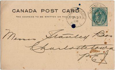 , Canada Post Card (3103), PEI Postcards