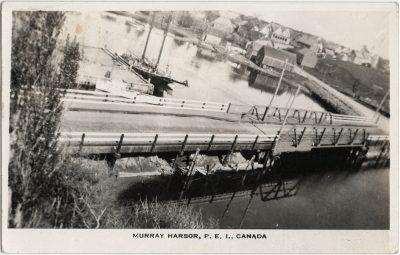 , Murray Harbor, P.E.I., Canada (3149), PEI Postcards