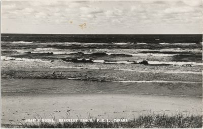 , Shaw's Hotel, Brackley Beach, P.E.I. Canada (3135), PEI Postcards