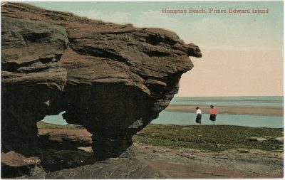 , Hampton Beach, Prince Edward Island (3122), PEI Postcards