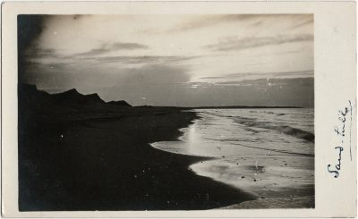, RPPC, likely of Cavendish, given dunes at back left. (3236), PEI Postcards