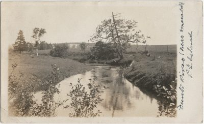 , Dunk River (near Emerald) P.E. Island (3237), PEI Postcards