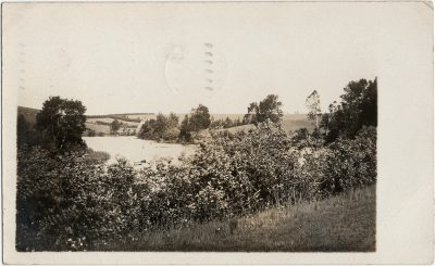 , RPPC likely of Breadalbane by BP Colclough (3227), PEI Postcards