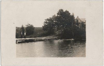 , RPPC, likely near Breadalbane (3210), PEI Postcards