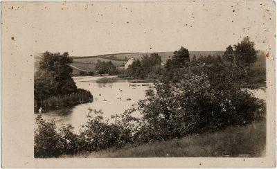 , RPPC, likely Breadalbane (3208), PEI Postcards