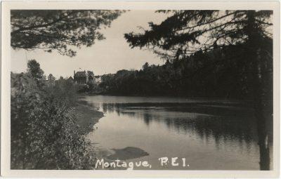 , Montague, P.E.I. (3283), PEI Postcards