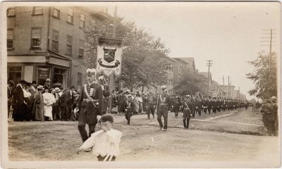 , Independent Order of Odd Fellows Grand Lodge, Charlottetown 1908 (0120), PEI Postcards
