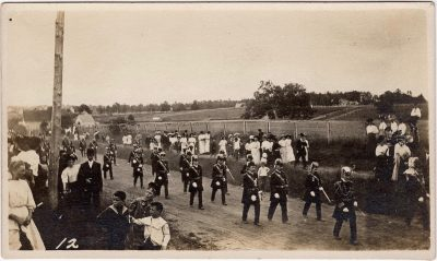 , Independent Order of Odd Fellows Grand Lodge, Charlottetown 1908 (0121), PEI Postcards