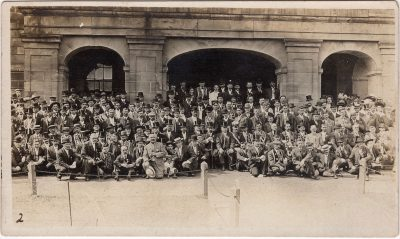 , Independent Order of Odd Fellows Grand Lodge, Charlottetown 1908 (0111), PEI Postcards
